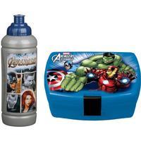 Avengers madkasse og drikkedunk - Marvel Avengers madkasse 610117