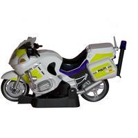 Diverse JD Die Cast 1:32 Police Motorbike, DK, Diverse -