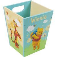 Fun House Børnemøbler Nalle Puh papperskorg / / Winnie the Pooh bin, Fun House Børnemøbler - Nalle Puh Barnmöbler 711445