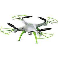 Quad-copter SYMA X5HW 2.4 G 4-ch med gyro + kamera (hvid)