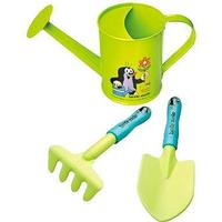 Bino The Little Mole - Large garden set with watering can