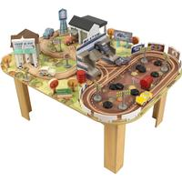 Kidkraft Disney Pixar Cars 3 Thomasville Track Set & Table