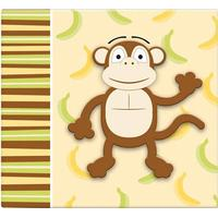"Album 12""x12"" mbi - 3d monkey - post bound"