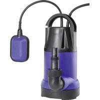 Renkforce 1275335 Smutsvattenpump dränkbar 14000 l/h 8.5 m