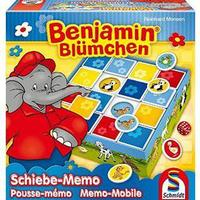 Schmidt Spiele  Benjamin Blümchen, Schiebe-Memo