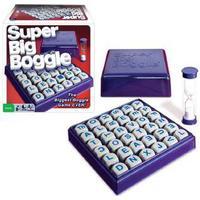 Super Big Boggle - English