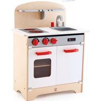 HapeToys White Gourmet Kitchen E3152
