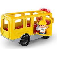 Fisher Price sid hos mig skolebus DK - Fisher Price Baby Legetøj FMT26