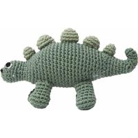 Sebra Crochet Rattle Dino