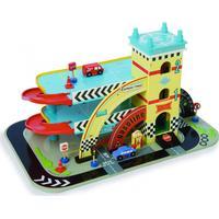 Le Toy Van Mike's Auto Garage