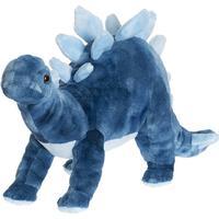 Teddykompaniet Dino Stegosaurus Stor