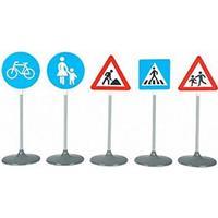 Klein Traffic Signs 5pcs 2993