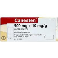 canesten stikpille 500 mg