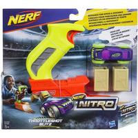 Nerf, Nitro Throttleshot Blitz, Lila Bil