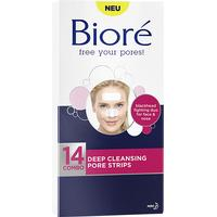 Bioré Deep Cleansing Pore Strips Combo 14-pack