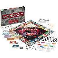 Monopoly: The Walking Dead (Engelska)