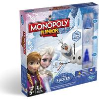 Monopoly: Junior Disney Frozen (Engelska)