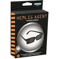 Kärnan Hemlig Agent Spionglasögon