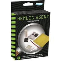 Kärnan Hemlig Agent Fingeravtryck
