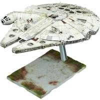 Bandai Star Wars The Last Jedi - Millennium Falcon Model Kit - 1/144