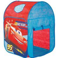 Worlds Apart Disney Cars Race Ready Pop Up Play Tent