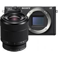 Sony Alpha 6300 + 28-70mm OSS