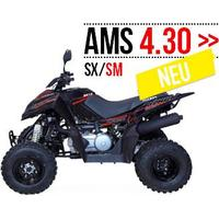 Access ATV 360 ccm offroad. Lavet i Taiwan sport 30 HK.