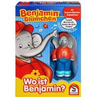 Benjamin Blümchen, Wo ist Benjamin