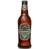 Crabbies Ginger Beer Glasflaske 0,33 cl 4%