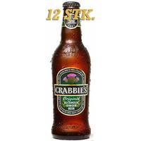 Crabbies Ginger Beer Glasflaske 12 stk x 0,33 cl 4%
