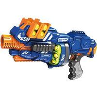 Air Blaster Soft Ball Gun, m. 12 skud