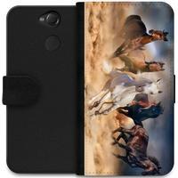 iSecrets Wallet Case Horse (Xperia XA2)