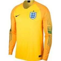 Nike England World Cup Goalkeeper Home Jersey 18/19 Youth