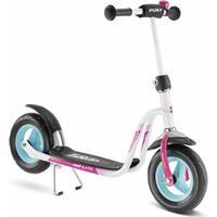 PUKY Løbehjul 3 år - Hvid/Pink