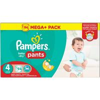 Pampers Baby Dry Pants Size 4 Mega+