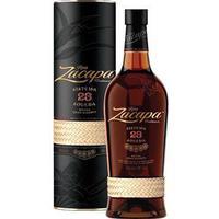 Ron Zacapa Rum 23 år Guatemala rom - Den nye udgave 70 cl 40%
