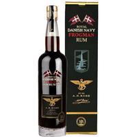 AH Riise Frogman Navy Strength Rum 58%