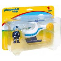 Playmobil Police Copter 9383