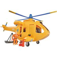 Simba Sam Helicopter Wallaby II with Figurine 109251002