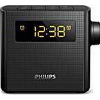 Philips AJB4300B Clock Radio with DAB + Digital FM Black