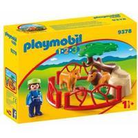 Playmobil Inhägnad med Lejon 9378