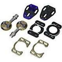 Speedplay X2 Pedals Stainless Steel Beige Beige - beige