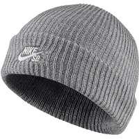 Nike SB Fisherman Beanie Unisex - Dark Grey Heather White 018235961346