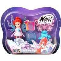 Winx Club Tynix Mini Magic Bloom Doll with Transformation