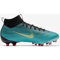 Nike Superfly VI Academy CR7 MG Clear Jade/Black/Hyper Turquoise/Metallic Vivid Gold (AJ3111-390)