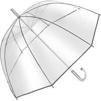 Ett genomskinligt paraply gör allting lättare - fri frakt