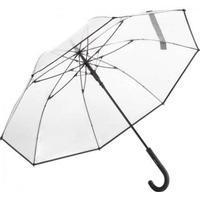 Ett transparant svart paraply fri frakt - Nevada