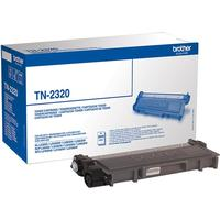 Brother (TN2320) Original Toner Sort 2600 Sidor