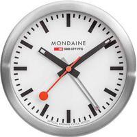 Mondaine SBB Classic Mini Desk Clock