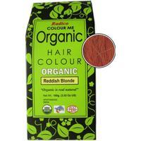Radico Colour Me Organic Hair Colour Redish Blonde